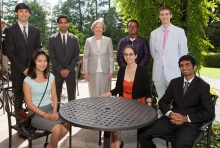 Students honored at Opening Exercises - Princeton University - 9-9-2012